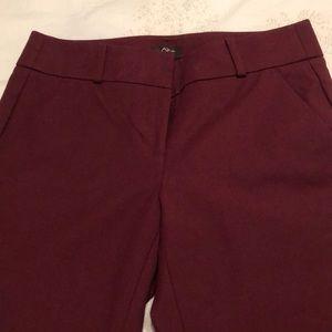 Ann Taylor Loft 2P NWT Trousers